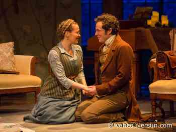 Theatre review: A charming rom-com Christmas in Austenland