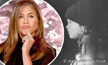 Jennifer Aniston posts throwback from her youth after multiple nominations for The Morning Show