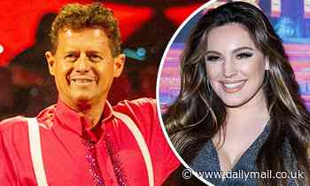 Mike Bushell reveals he's had a lower FACELIFT by Kelly Brook's surgeon after doing Strictly
