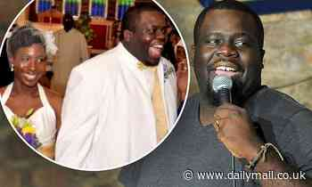 Comedian Chris Cotton passes away at 32... leaving pregnant high school sweetheart wife in mourning