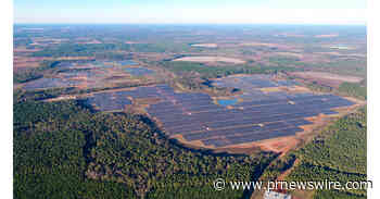Walton EMC and Silicon Ranch Commission 102.5 Megawatt Solar Farm for Facebook's Newton Data Center