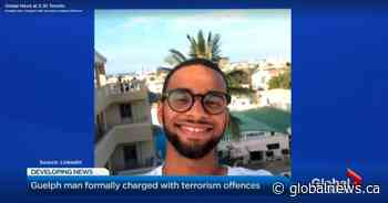 Guelph man facing terror charges denied bail