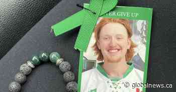 TSN host to speak to Lucan hockey team on mental health after local athlete died by suicide