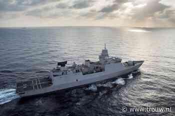 Marinefregat gaat vooral veel niet doen in de Perzische Golf