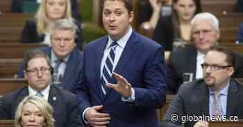 Read Andrew Scheer's full resignation speech