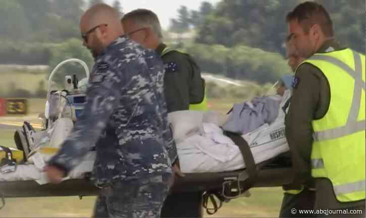 New Zealand trying to recover bodies on volcanic island