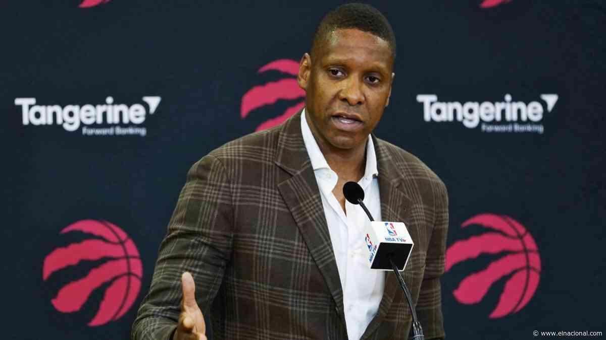 Masai Ujiri podría ir a las oficinas de los Knicks de Nueva York