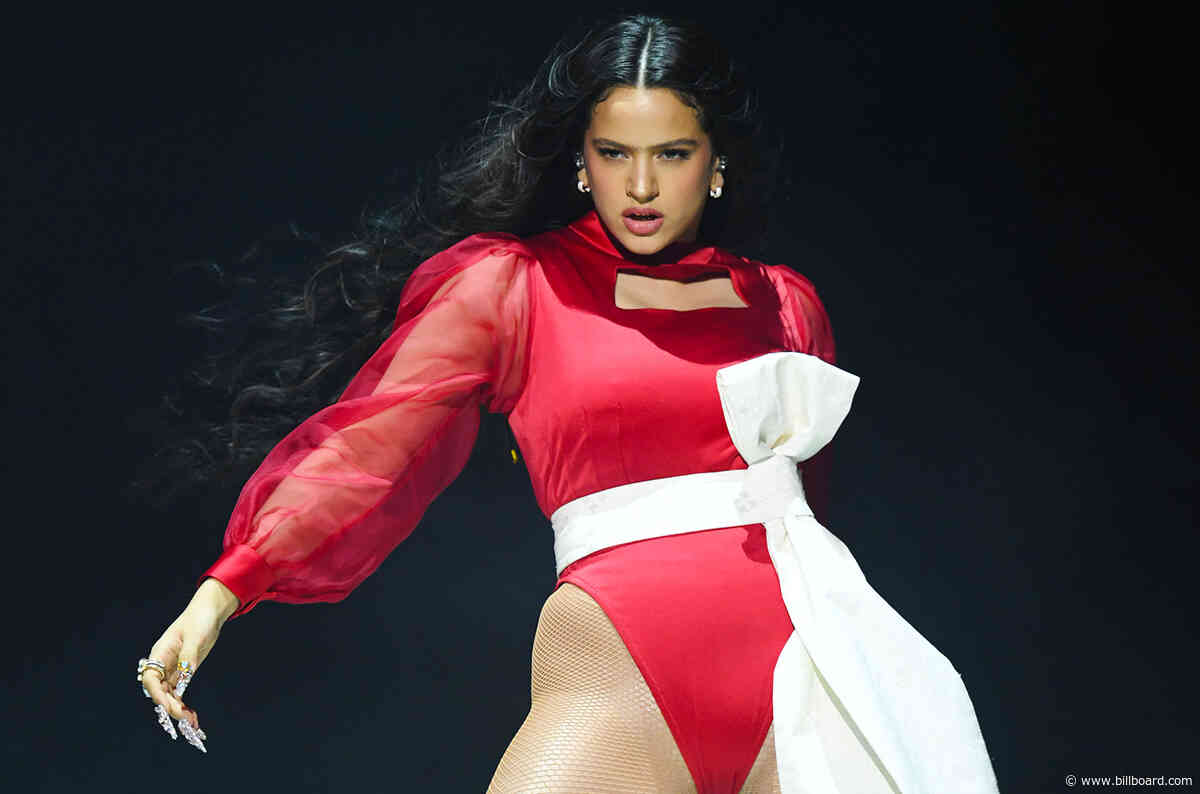 Rosalia's 10 Star-Making Songs