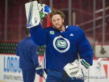 Thatcher Demko has a concussion