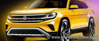 Volkswagen Atlas 2021 : premier aperçu avant sa sortie