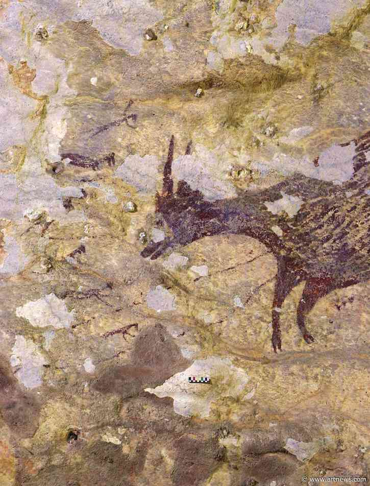 Recently Discovered Cave Paintings May Be World's Oldest FigurativeArtworks