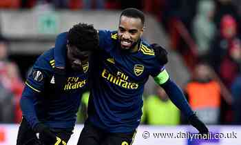 Standard Liege 2-2 Arsenal: Gunners come from behind to finish top of Group F