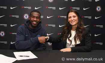 Fikayo Tomori signs new five-and-a-half year deal with Chelsea after impressive debut season