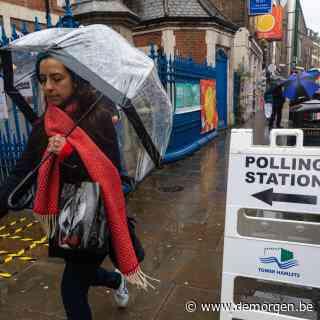 Live - Verkiezingen VK: laatste uren van levensbelangrijke stembusslag zijn ingegaan