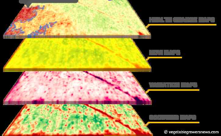 Imagery, mapping technology by FarmCommand set for specialty crops
