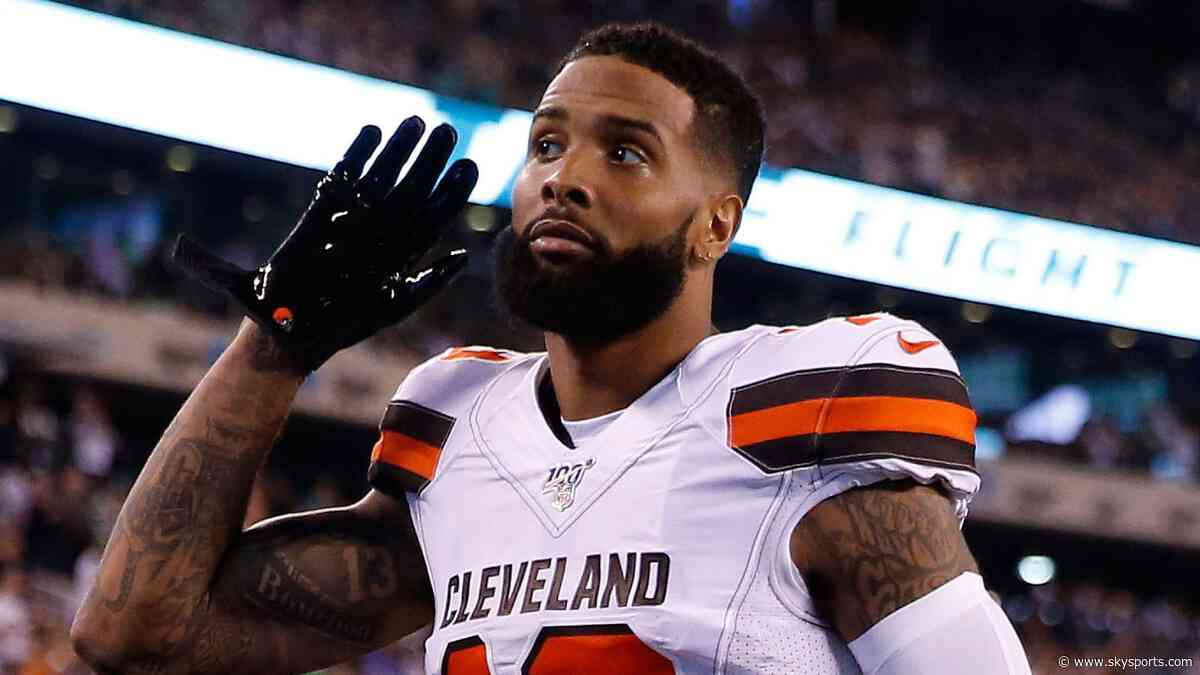 Landry: Beckham Jr wants Browns stay