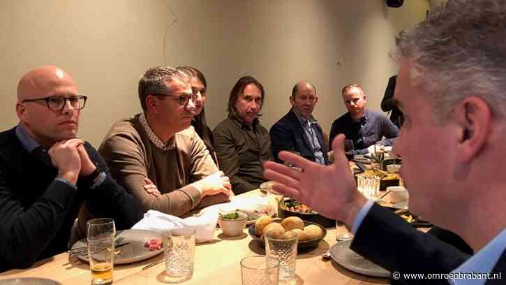 Boeren en PSV-fans houden positief gevoel over aan eerste gesprek
