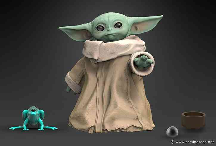 Hasbro Reveals New Line of Star Wars Products Featuring The Child