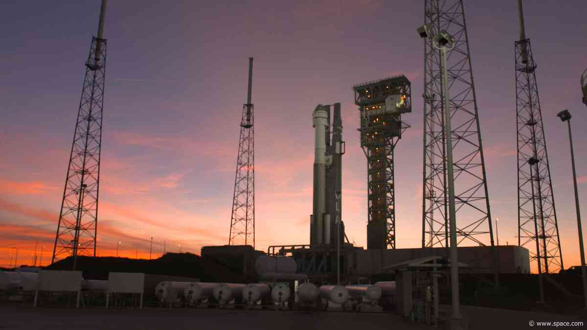 Space Webcasts: NASA, Boeing Host Telecon on Starliner Test Flight to Space Station