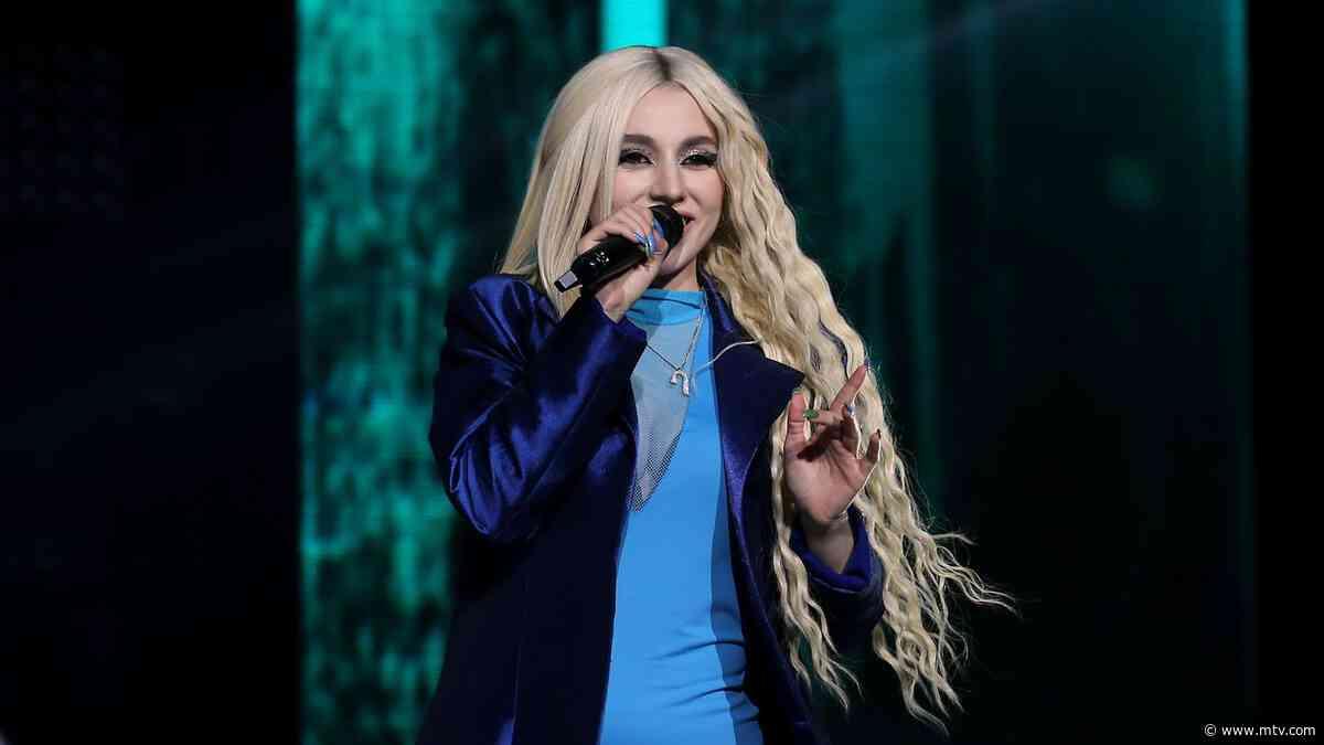 Ava Max Finally Unleashes The Fan-Favorite Anthem 'Salt'