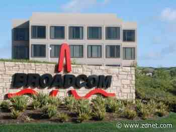 Broadcom Q4 tops estimates as software cushions semiconductor lull