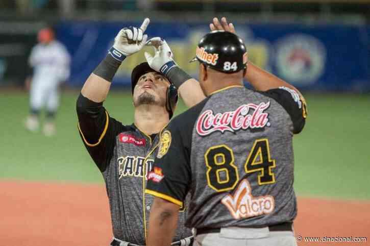 Caracas y Magallanes buscan fecha para el juego que deben repetir