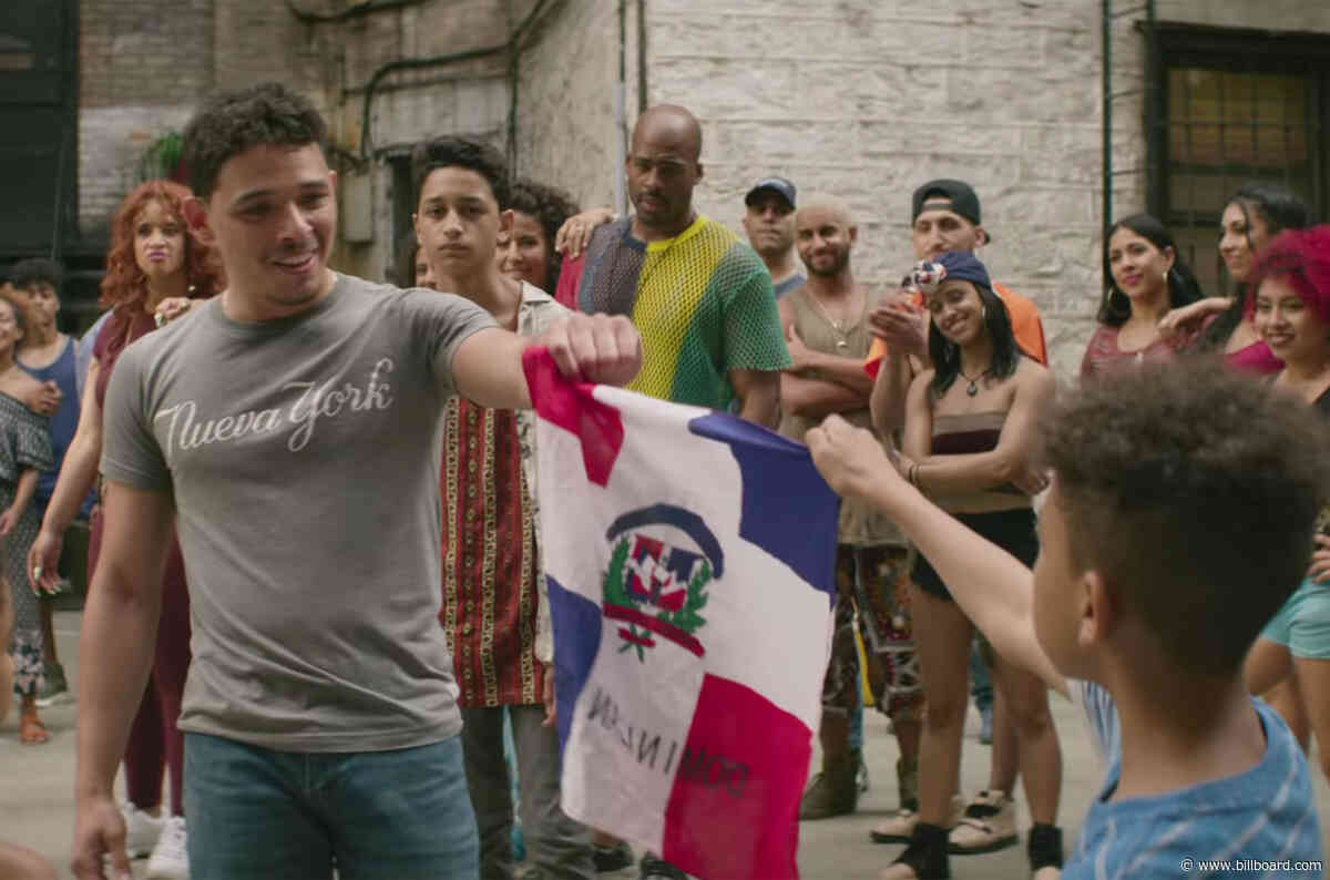 'In the Heights' Trailer: Lin-Manuel Miranda Broadway Musical Moves to Big Screen