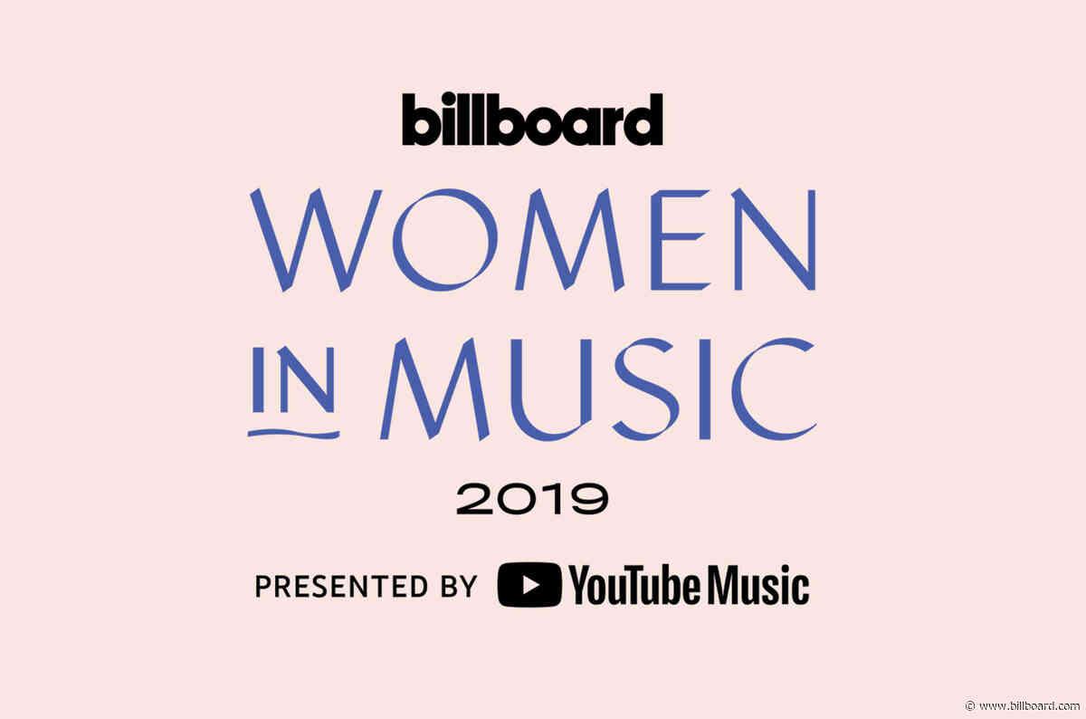 Watch the Billboard Women in Music Live Stream