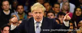 Élections: majorité absolue pour Boris Johnson