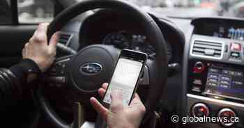 Pious distracted driver slapped with fine after being busted using 'prayer app'
