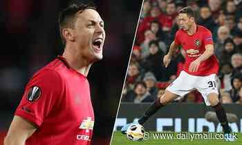 Nemanja Matic's rusty performance against AZ Alkmaar demonstrated how much the Serbian must improve