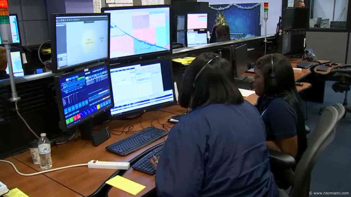 New Miami Police Emergency 911 System Can Pinpoint Exact Location