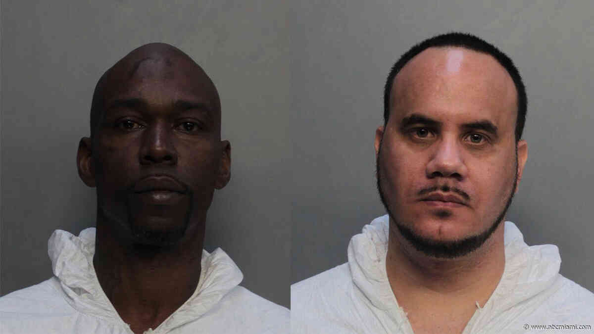 Men Plead Not Guilty to Attempted Murder of Hialeah Dentist