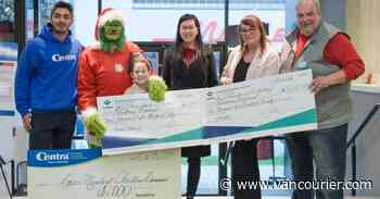 Homebuilders Association Vancouver members raise $10,800 in annual Coats for Kids drive
