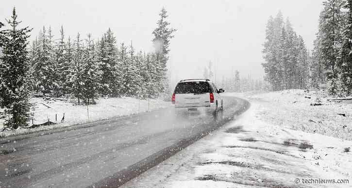Waze geeft nu ook waarschuwingen voor sneeuw en ijzel