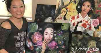 Riverview, N.B. artist embraces her Korean culture through her art