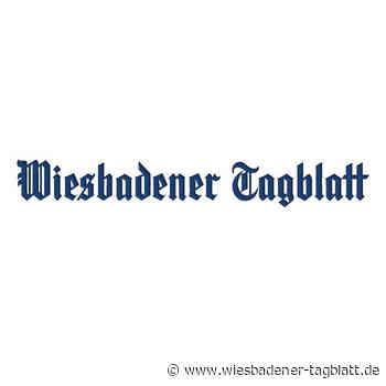 Wiesbaden: Bei Glätte in die Leitplanke