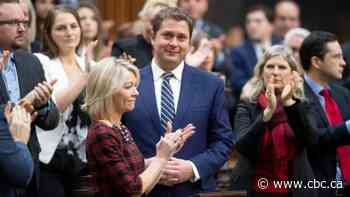 Conservative caucus backs Scheer as interim leader amid private school backlash