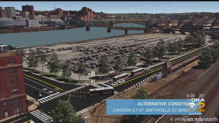 Major Construction Project To Upgrade Carson Street Planned For 2020