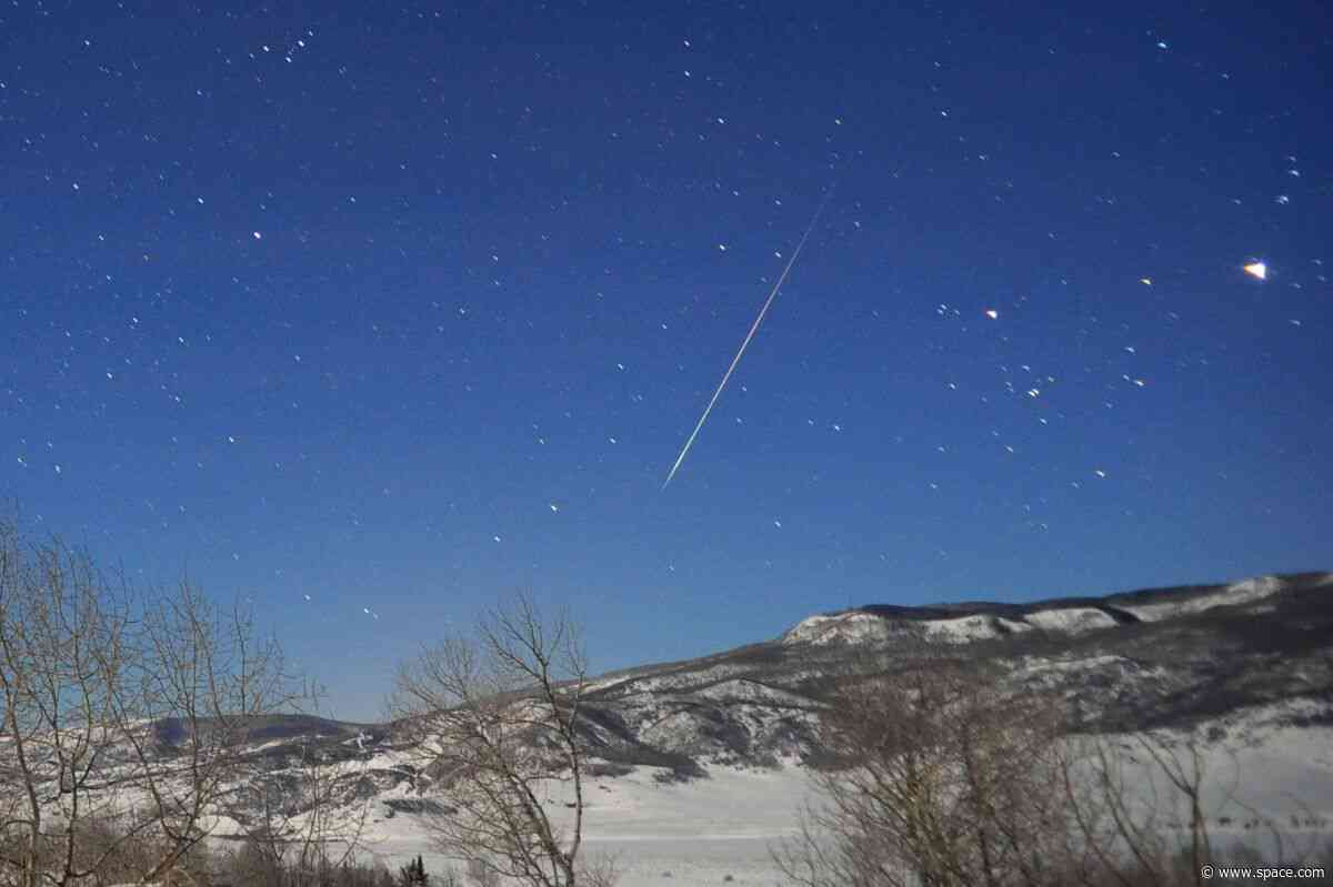 How to See Friday Night's Geminid Meteor Shower, Despite the Moonshine