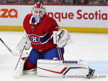 Stung by demotion, Kinkaid hopes hard work leads him back to Canadiens