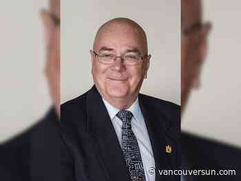 Longtime Langley City councillor Jack Arnold dead