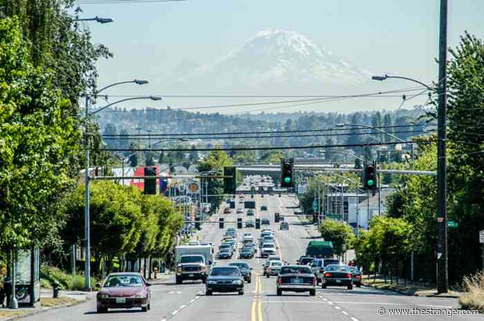 A Week After Two Pedestrians Were Killed on Aurora Avenue, Mayor Durkan Orders a Reduction in Speed Limits