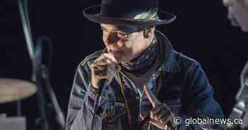 Ontario Poet Laureate role created in honour of Tragically Hip frontman Gord Downie