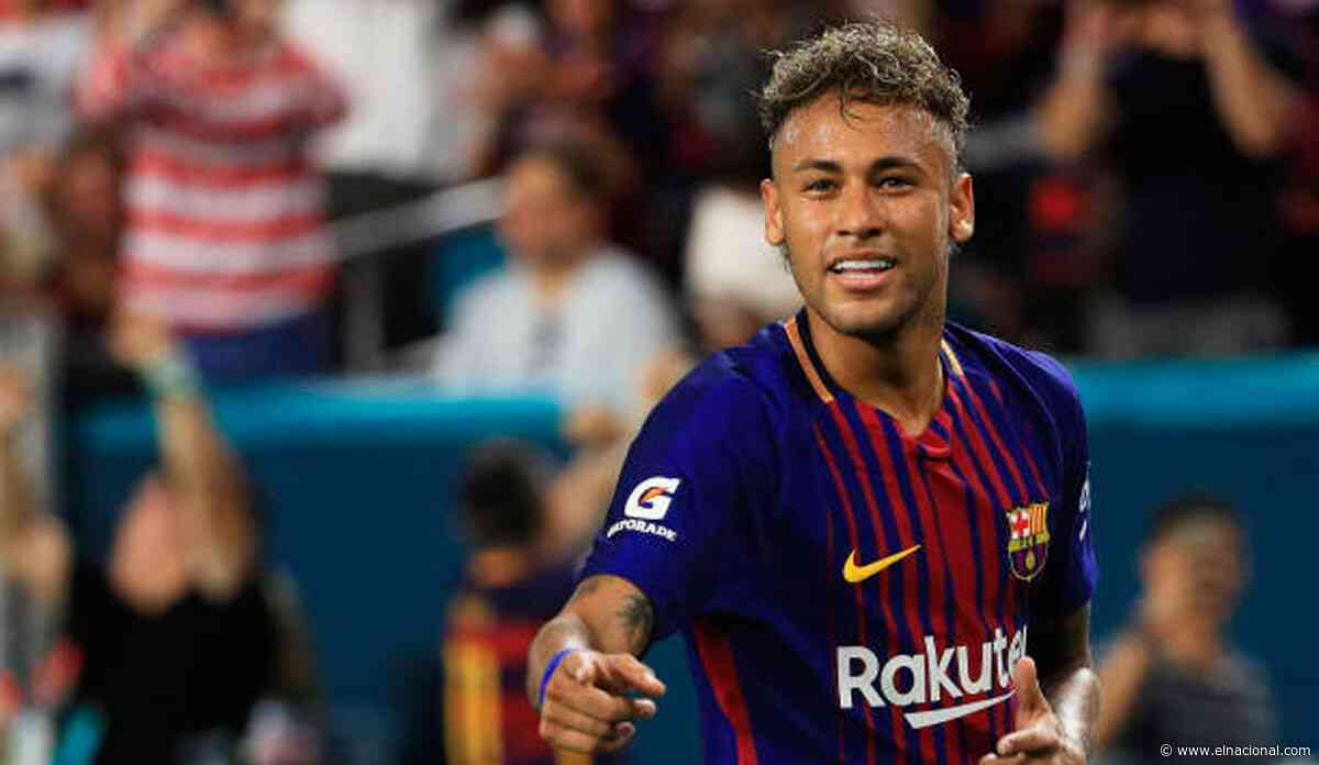 Neymar volvió a demandar al Barcelona