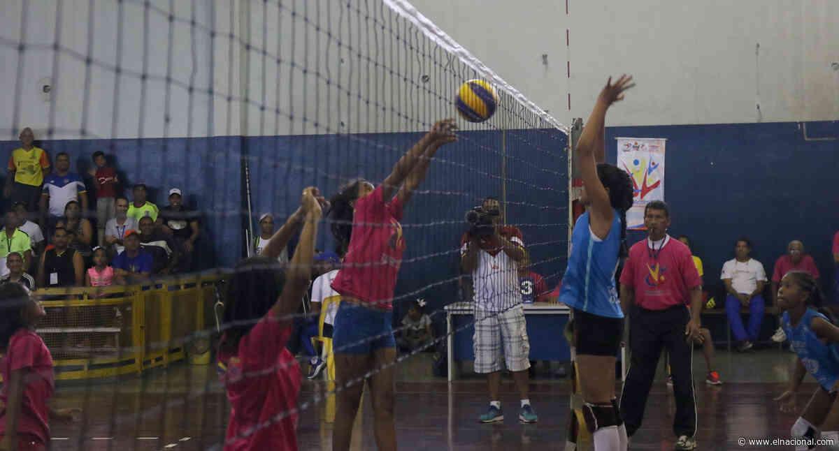 Delta Amacuro fue campeón del voleibol femenino en Judenacom