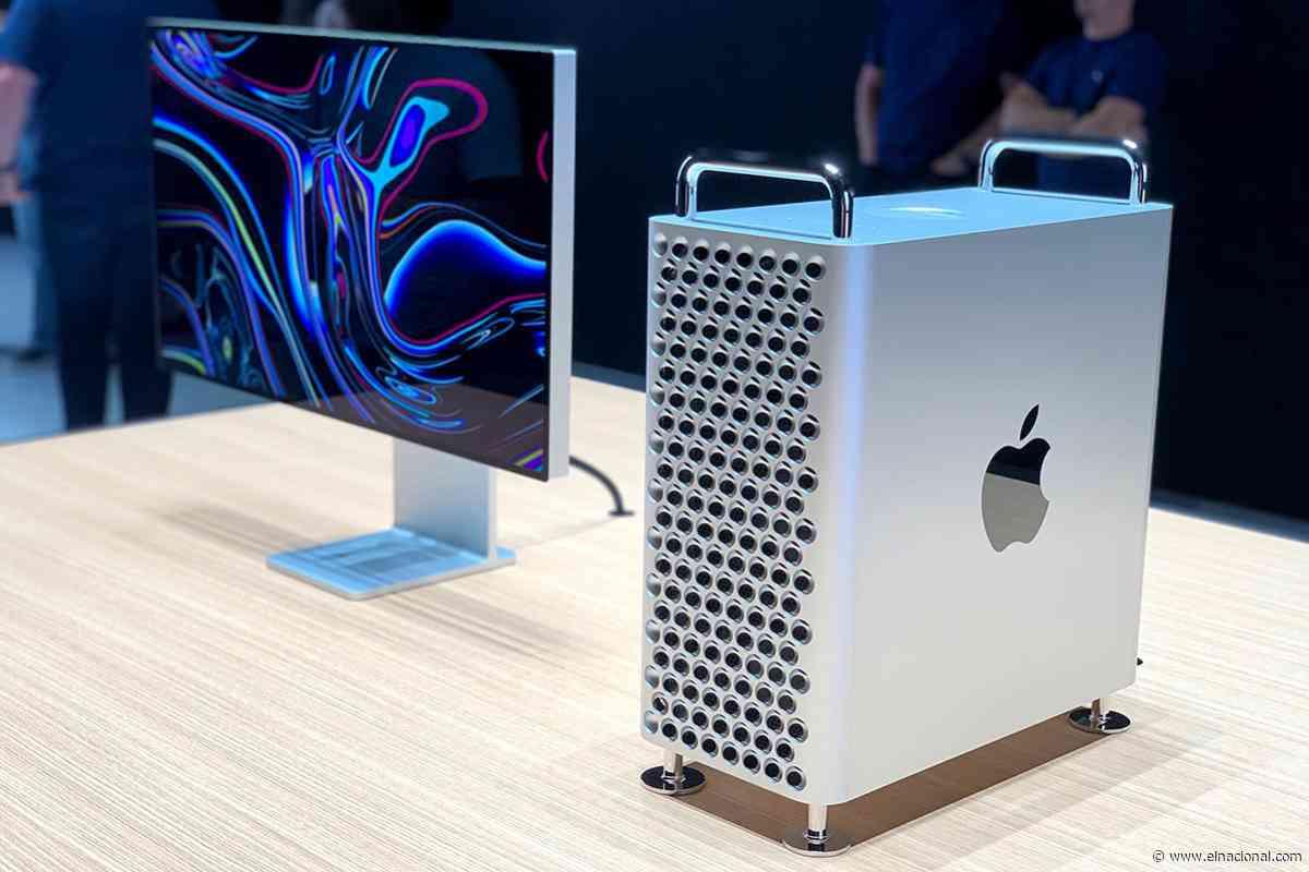 Mac Pro: qué tiene la nueva computadora de Apple que cuesta hasta US$ 65.000