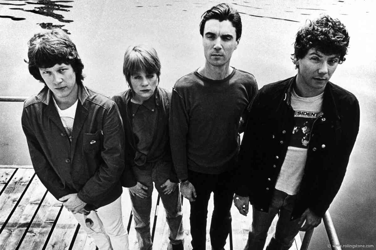 David Byrne Shoots Down Talking Heads Reunion Rumors