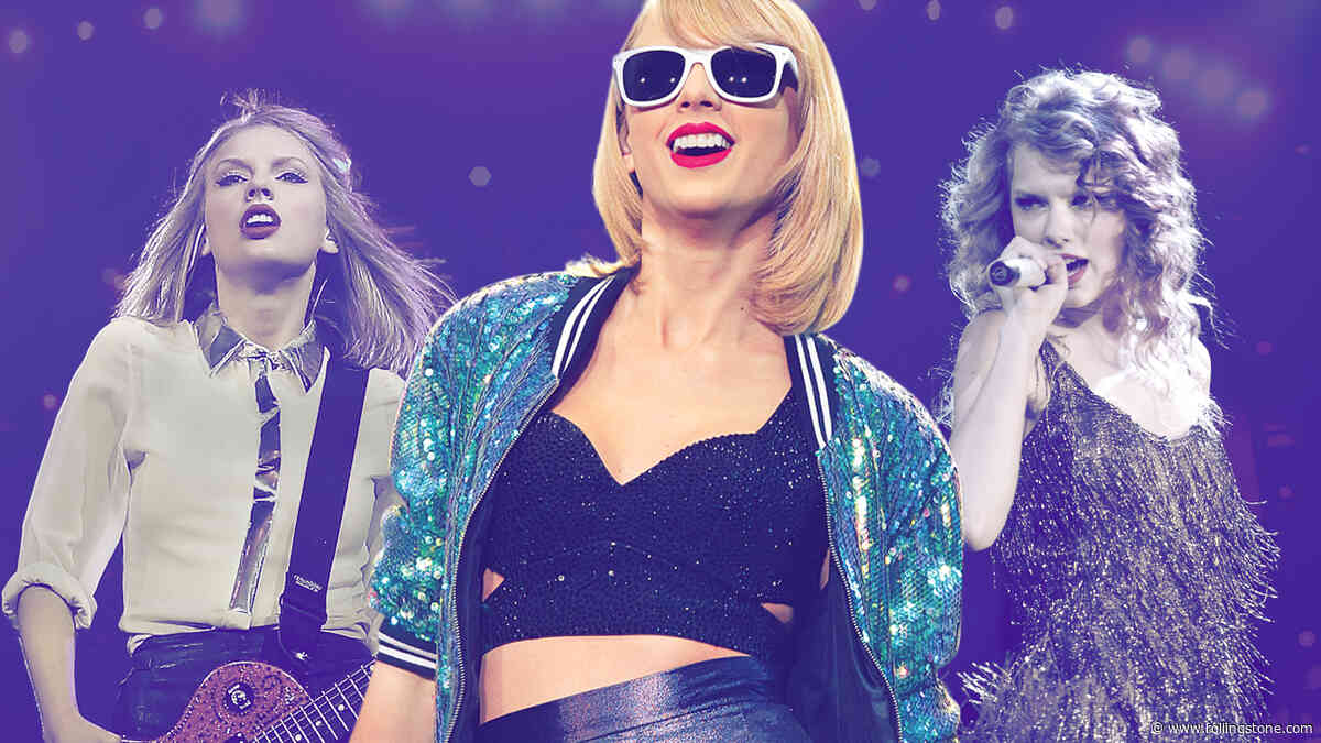 All 153 of Taylor Swift's Songs, Ranked
