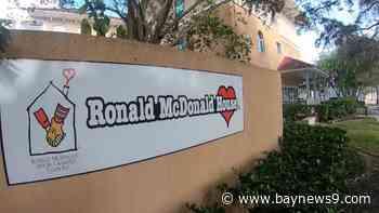 Gift of Togetherness at Ronald McDonald House Tampa Bay